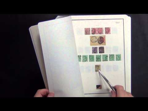 GB Queen Victoria 1840-1900 Substantial Used Stamp Collection