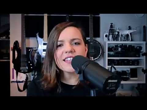 Sultans of swing, Dire straits... Metal cover by Leo Maracchioli feat Mary Spender ... Muito bom!!!