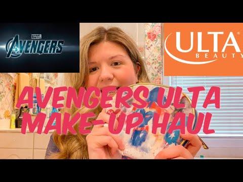 Avengers Ulta Make-Up Haul - 동영상
