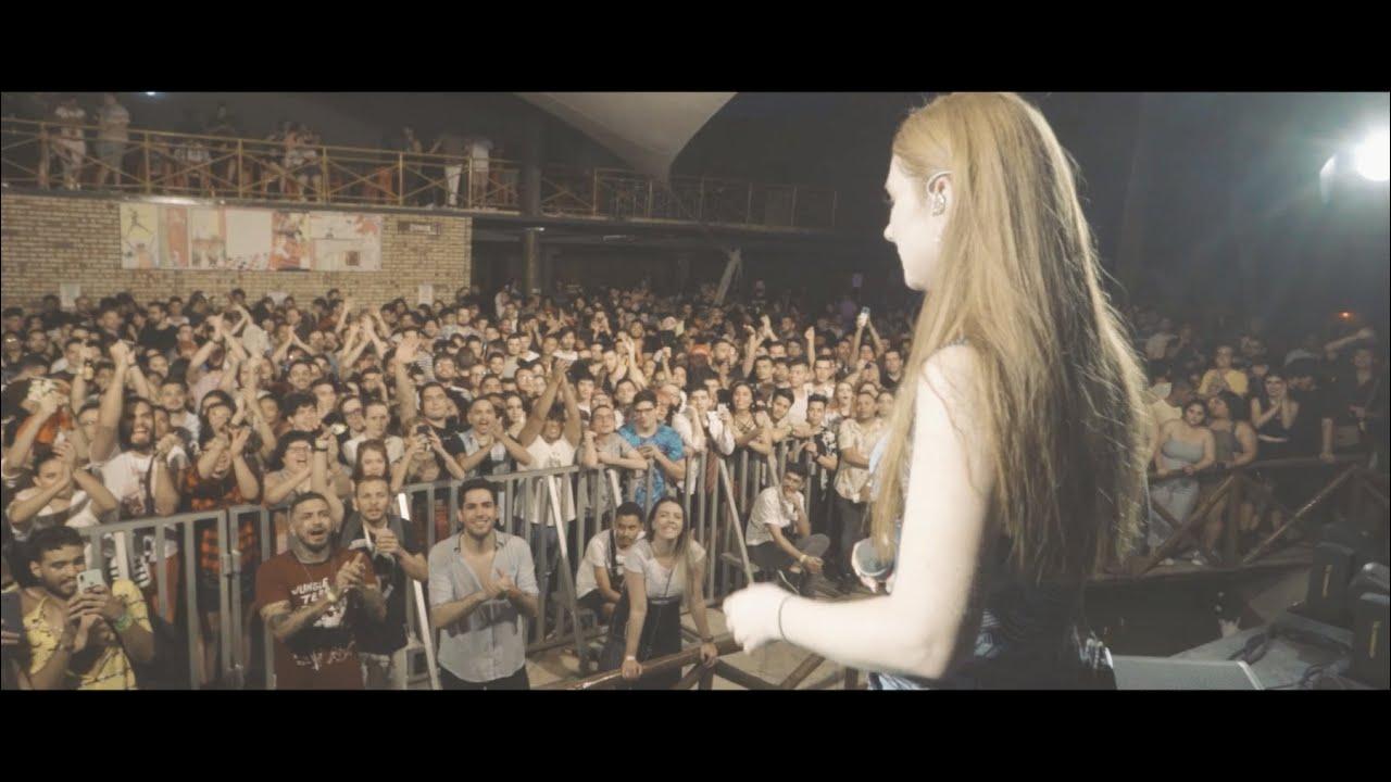 LENA KATINA TOUR BRAZIL