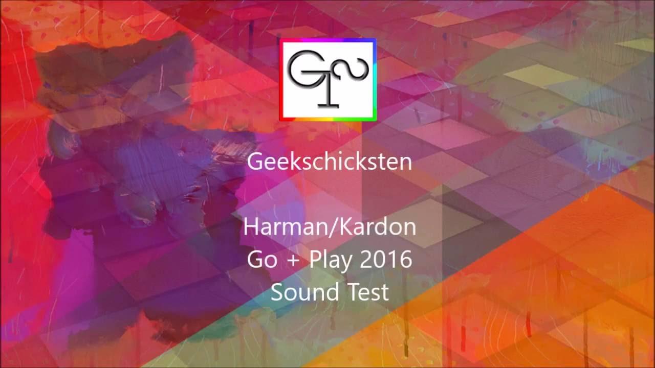 Harman/Kardon Go + Play 2016 Bluetooth Speakers Specs Price