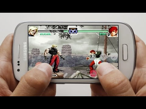 King Of Fighters 2002 para Android