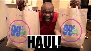 99 CENTS STORE HAUL! | Lamarr the Beauty Vlogger