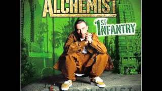 The Alchemist - Its A Craze (instrumental)