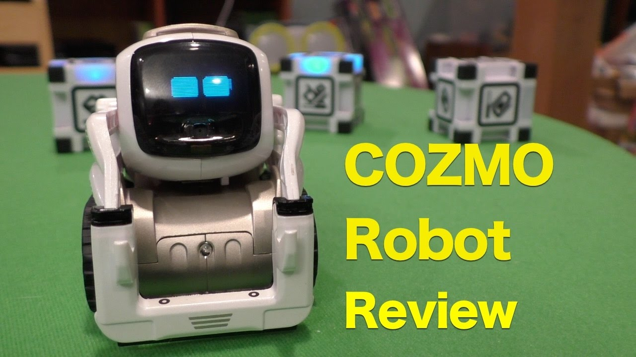 anki cozmo limited edition robot