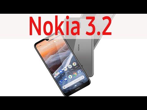 Смартфон Nokia 3.2