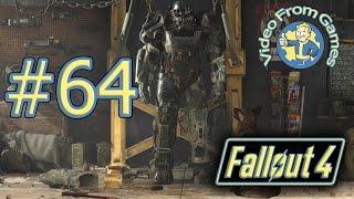 Прохождение Fallout 4 64 Пупсы 1