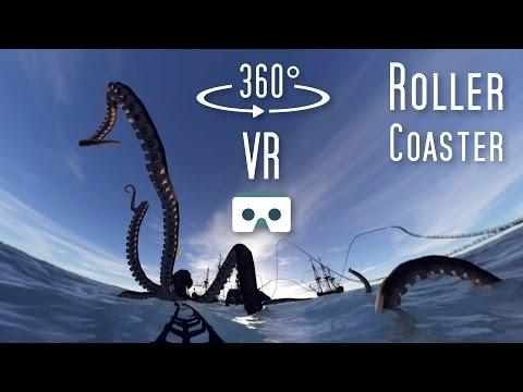 360 VR Roller