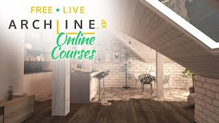 Loft Conversion with ARCHLine.XP - Intermediate Course 6