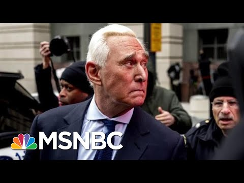 Judge Imposes 'Partial Gag Order' On Roger Stone | Hardball | MSNBC
