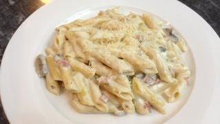 Tasty Modified Pasta Carbonara Recipe