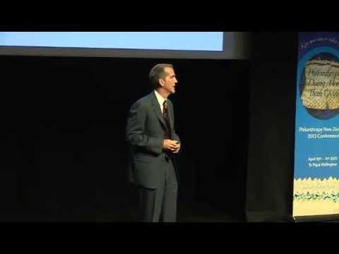 Albert Ruesga - Building Capacity for Organisational Effectiveness -- the New Orleans Way