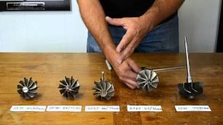 Turbine wheel design basics
