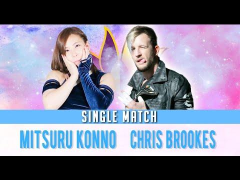 Chris Brookes vs Mitsuru Konno , 30th December 2019