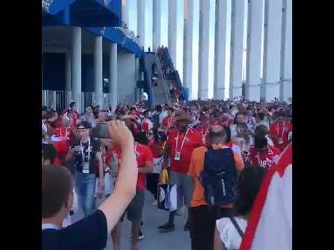 Así celebra mi país - Panamá - Felicitaciones a la marea roja