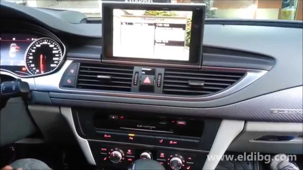 video interface compatible to audi and vw with mmi 3g. Black Bedroom Furniture Sets. Home Design Ideas