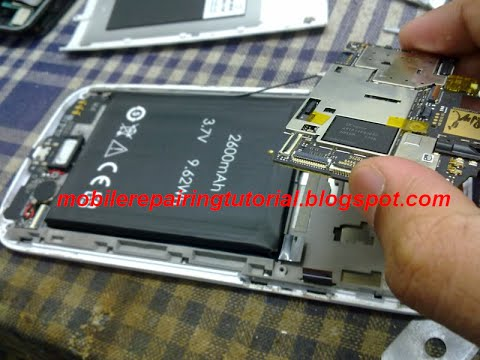 Micromax A240 Disassembly