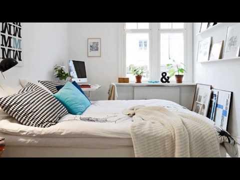 Интерьеры комнат в скандинавском стиле