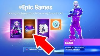 EPIC GAMES ME OFFER THE SKIN THE MOST GAME! Fortnite