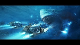"""Джейсон Стэйтем про """"Монстра глубины"""": Акул вокруг было штук тридцать"""