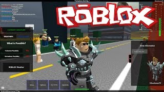 Playing Roblox: Tornado Alley 2 (KID GAMING)