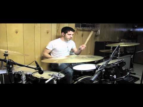 Norma Jean- Songs Sound Much Sadder Drum Cover HD