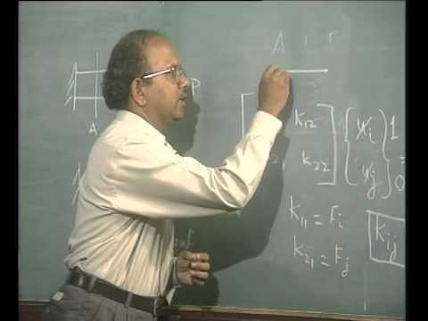 Mod-01 Lec-03 Introduction to Finite Element Method