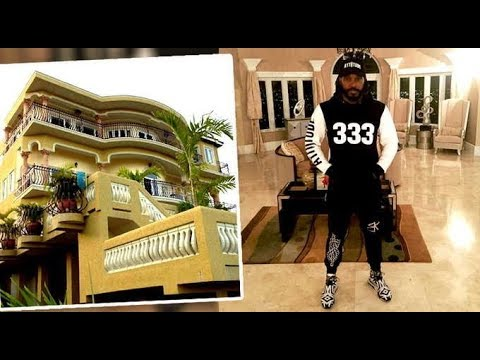 Chris Gayle Crore Mansion In Jamaica Has Strip Club To Swimming Pool