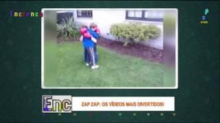 Programa do ENCRENCA Na Rede TV 18/09/2016 Zap Zap