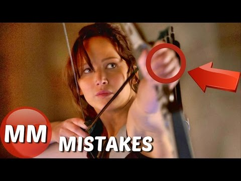 10 The Hunger Games Catching Fire 🔥 Mistakes You Missed | The Hunger Games Movie