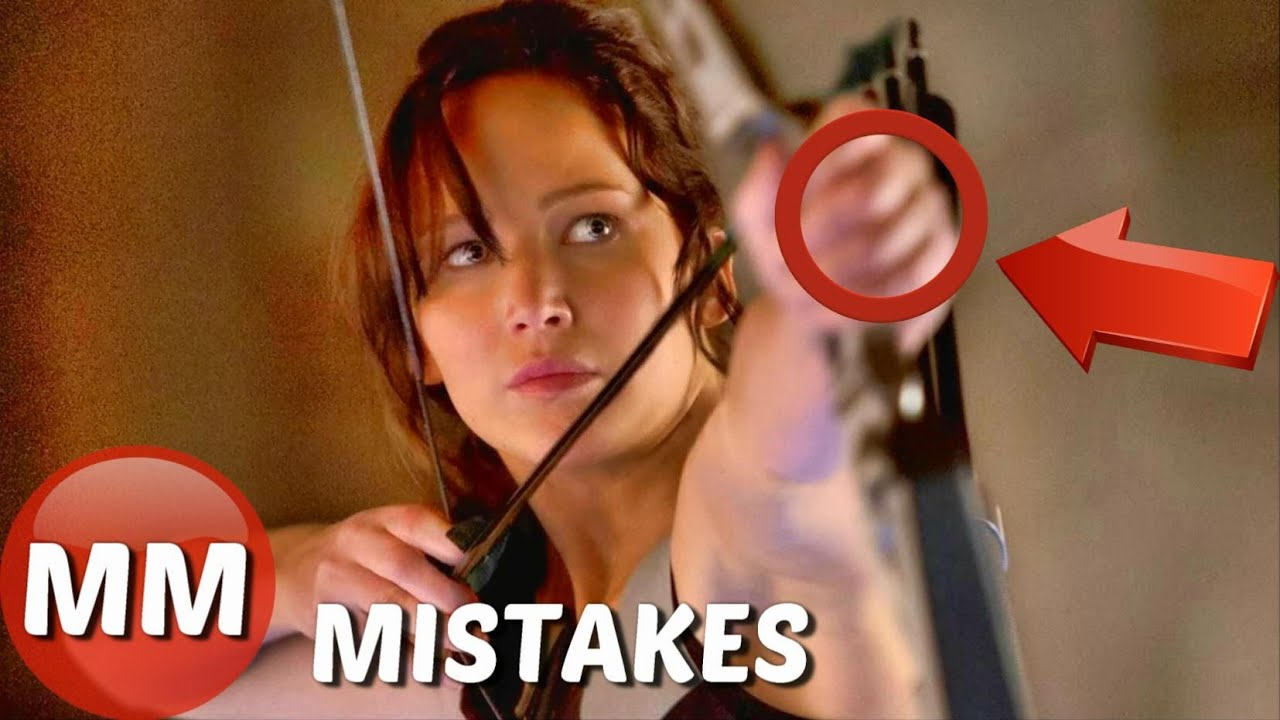 The Hunger Games - Movie Mistakes