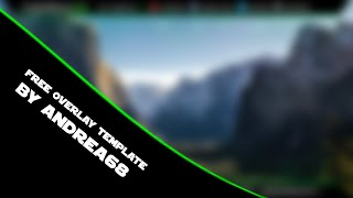 FREE Overlay Template by Andrea68 (For AE CS6+) [DOWNLOAD IN DESCR.]
