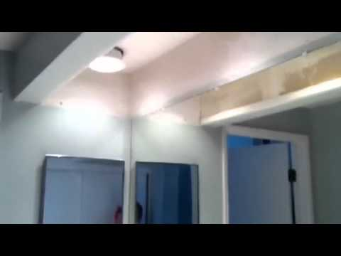 Fluorescent lights in your bathroom? - YouTube