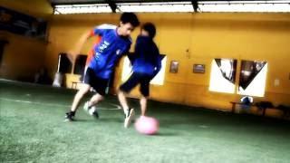simple tricks futsal
