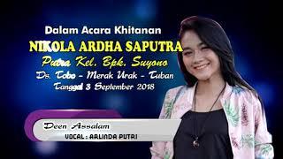 Deen Assalam - Arlida putri - ZARA MUSIK