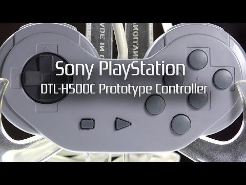 PSX Prototype Controller