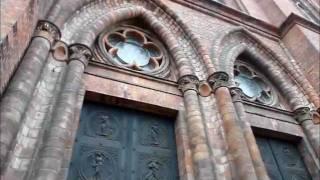 Фридрихсвердерская церковь. Экскурсия по Берлину.(Заказ экскурсий на сайте http://www.companionka.com или по телефону: +49 178 153 70 20 Церковь Фридрихсверде, построенная в..., 2012-01-21T14:15:21.000Z)