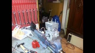 engine motozappa pasbo 5 cv