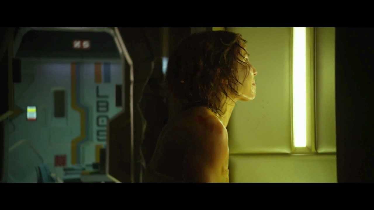 Prometheus trailer de lanzamiento