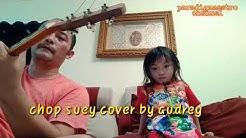 Audrey cover lagu chop suey