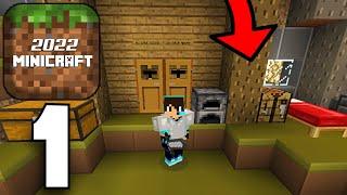 MiniCraft 2020 - Survival Gameplay Walktrough part 1 screenshot 1
