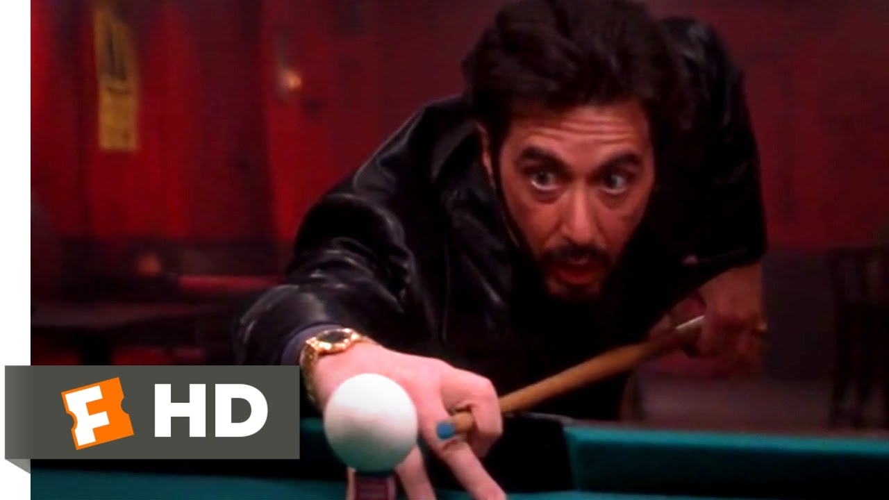 Download Carlito's Way (1993) - Shooting Pool and Wiseguys Scene (1/10) | Movieclips
