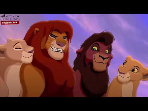The Lion King 2  Simbas Pride Happy Ending Scene  HD Quality