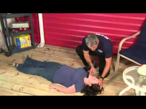 Rescue Breathing For Children