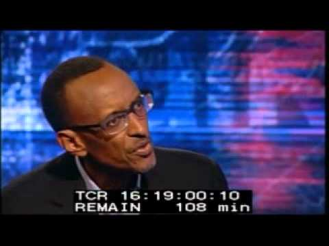 President Kagame BBC HARDtalk Interview (Part 1/2) - London 12 July 2012