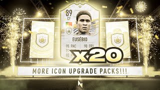 THESE ICON PACKS ARE INSANE!!! FIFA 21
