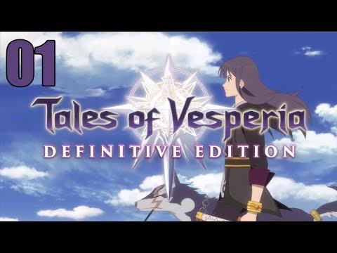 Tales of Vesperia - Let's Play Part 1: Yuri Lowell