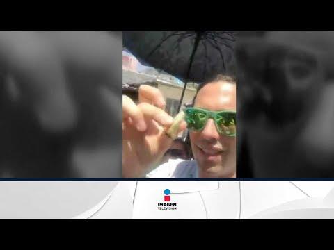 Poncho de Nigris le quita un porro a un niño fan | Qué Importa