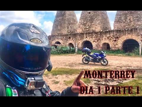"Rodada a Monterrey Dia 1 Parte 1 ""Mineral de Pozos"""