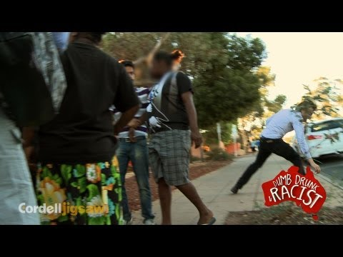 Dumb Drunk and Racist | Film Crew Attacked in Alice Springs